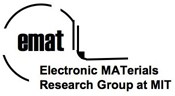 Electronic Materials Research Group logo